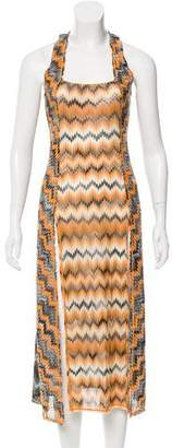 Missoni Patterned Swim Cover-Up
