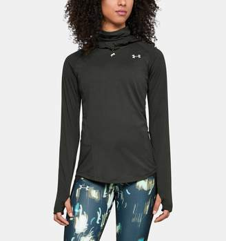 Under Armour Women's UA Swyft Funnel Hoodie