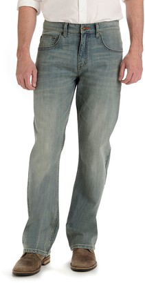 Lee Men's Modern Series Stretch Relaxed Bootcut Jeans