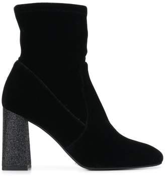 Alberto Gozzi heeled ankle boots