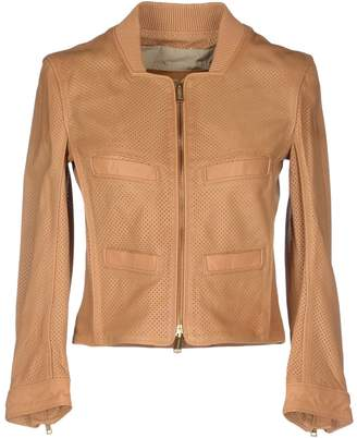 DSQUARED2 Leather outerwear