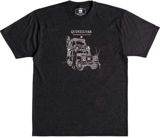 Quiksilver Waterman Looking For Joy T-Shirt - Men's