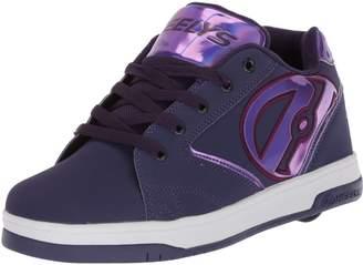 Heelys Propel 2.0 Charcoal/Grey Pink Ankle-High Skateboarding Shoe - 4M