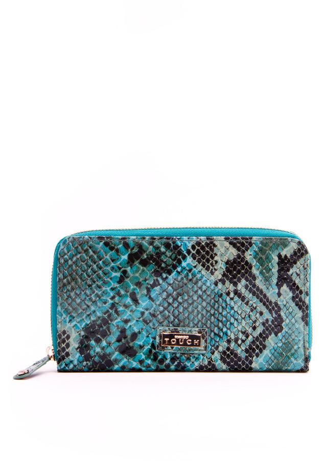 MANGO TOUCH - Snake print wallet