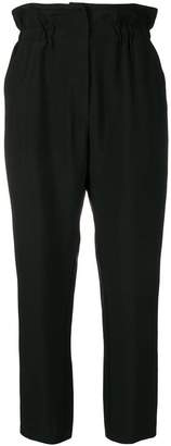 IRO high-waisted cropped trousers