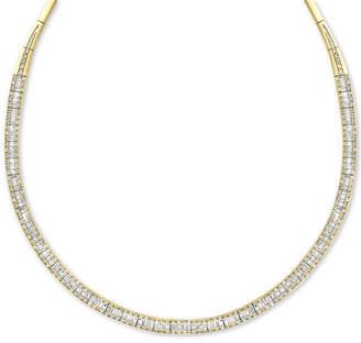Effy Classique by Diamond Diamond Necklace (4-1/6 ct. t.w.) in 14k White Gold