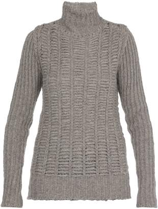 Rick Owens Chunky Turtle Sweater