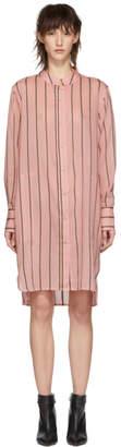 Etoile Isabel Marant Pink Yucca Dress