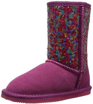 Lamo Kid's Sequin Pattern Fashion Pull On Boot (Little Kid/Big Kid)