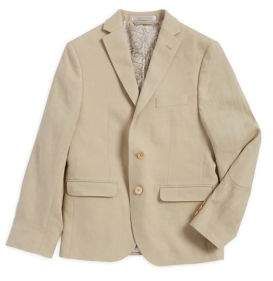 Lauren Ralph Lauren Boy's Linen Suit Jacket