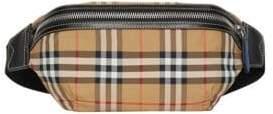 Burberry Sonny Vintage Check Belt Bag