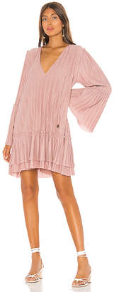 Free People Cant Help It Mini Dress