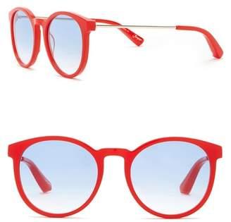 Elizabeth and James Jasper 52mm Round Sunglasses