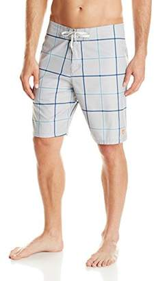 Quiksilver Waterman Men's Square Root 4 Board Shorts
