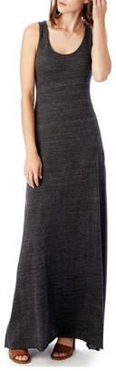 Alternative Apparel Jersey Maxi Dress $52 thestylecure.com