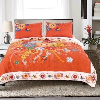 Topanga 3-piece Quilt Set