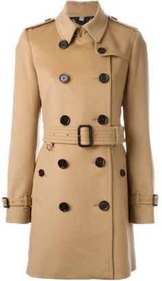 Burberry 'Kensington' trench coat $1,736 thestylecure.com