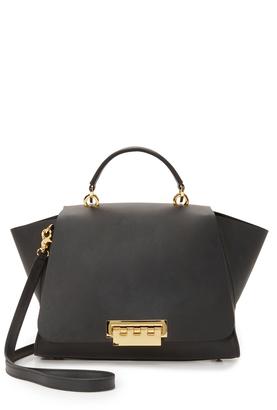 ZAC Zac Posen Eartha Soft Top Handle Bag $495 thestylecure.com