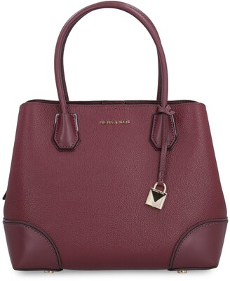 Michael Kors Mercer Gallery Leather Tote-bag