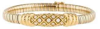 18K L'Alexandrie Diamond Bracelet