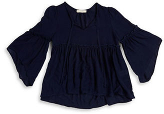 Soprano Girls 7-16 Peasant Blouse $34 thestylecure.com