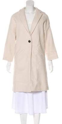 Masscob Oversize Knee-Length Coat
