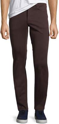 DL1961 Dl 1961 Men's Russell Slim Straight-Leg Jeans, Brown