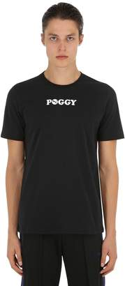 Puma Select Poggy Printed Cotton Jersey T-Shirt