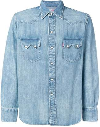 Levi's chest pocket denim shirt