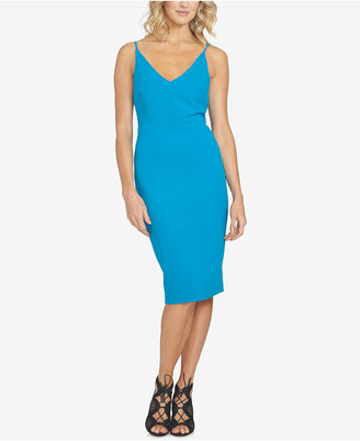 1.STATE V-Neck Slip Dress $99 thestylecure.com