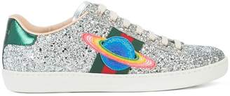 Gucci New Ace Saturn sneakers