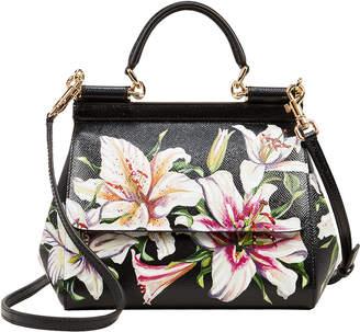 Dolce & Gabbana Small Sicily Crossbody Bag