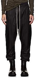 Rick Owens Men's Padded Track Pants - Black