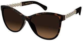 Southpole Women's 237sp-Ts Cateye Sunglasses