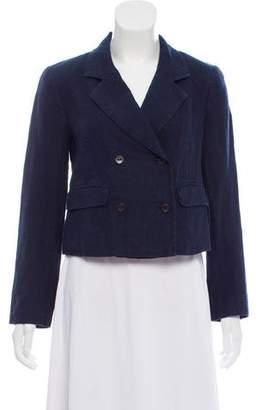 Rachel Comey Cropped Linen Blazer