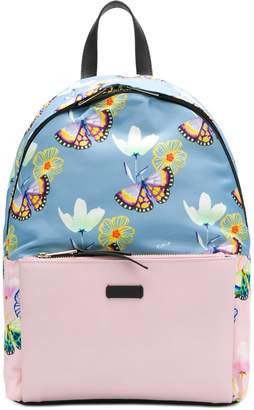 Furla butterfly print backpack