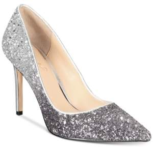 Badgley Mischka Malta Evening Pumps Women's Shoes