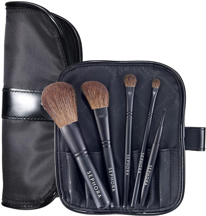 Sephora Slim Essential Brush Set