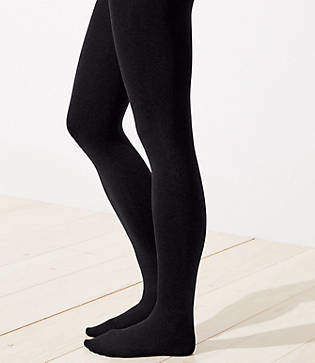 LOFT Fleece Lined Tights