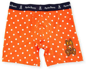 Psycho Bunny Fashion Knit Boxer Briefs