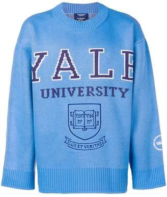 Calvin Klein Yale University sweater