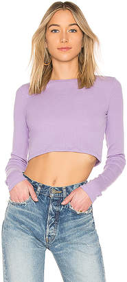 Cotton Citizen Venice Crop Long Sleeve