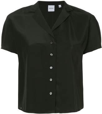 Aspesi cropped loose blouse