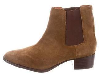 Frye Square-Toe Chelsea Boots