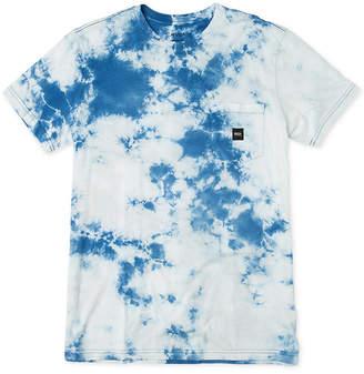 RVCA Men's Destroy Tie-Dyed T-Shirt