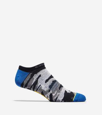 Cole Haan Men's ZERØGRAND Fine Camo Sock Liner