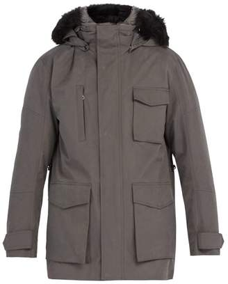 Brompton 49 Winters - The Dual Layered Utility Parka - Mens - Grey
