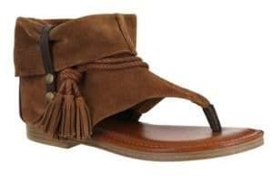 Mia Natasha Suede Transitional Sandals