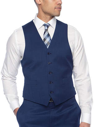 COLLECTION Collection by Michael Strahan Classic Fit Stretch Suit Vest