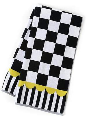 Mackenzie Childs MacKenzie-Childs Courtly Check Bath Towel